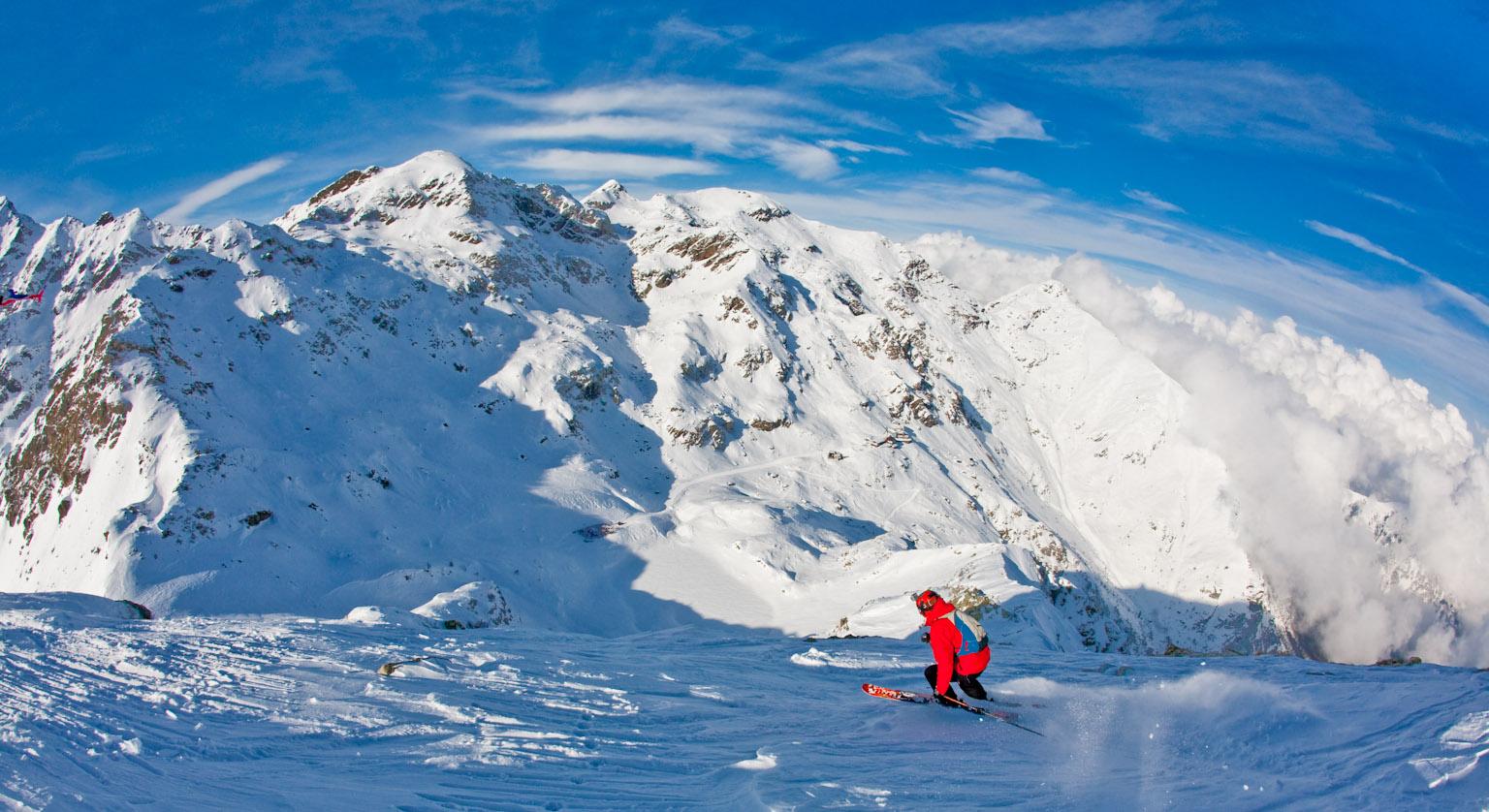 Valle Oropa, Monte Mucrone, versante nord: discesa dall'anticima Freeride_limbo_0